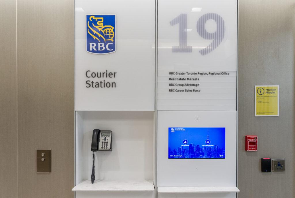 RBC - ELECTRONIC DIRECTORY - COURIER UNIT (49)-HDR - EurOptimum